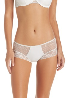 Honeydew Microfiber & Lace Hipster Panties (3 for $33)