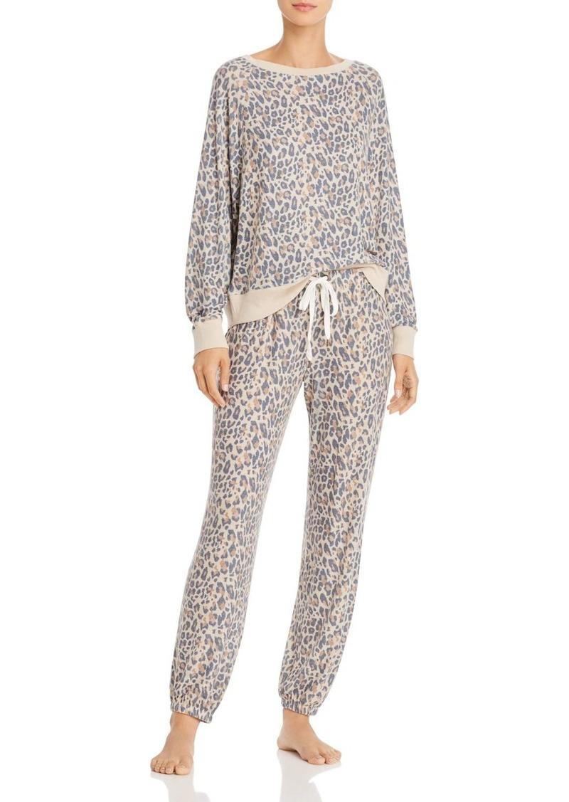 Honeydew Printed Pajama Set