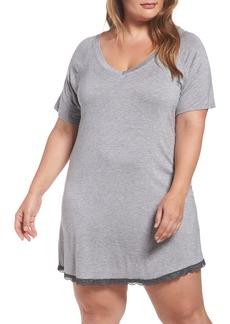 Honeydew Intimates All American Sleep Shirt (Plus Size) (2 for $60)
