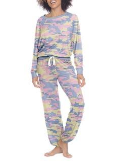 Honeydew Star Seeker Printed Pajama Set