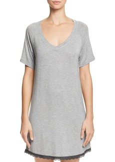 Honeydew V-Neck Sleepshirt