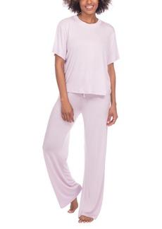 Honeydew Women's All American Printed Loungewear Set