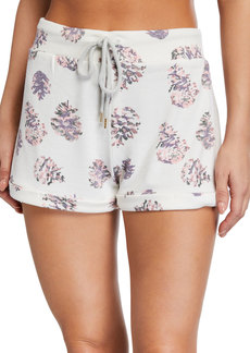 Honeydew Snooze Button Printed Shorts