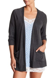 Honeydew Solid Cardigan