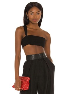 h:ours Alessandro Crop Top