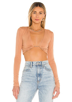 h:ours Anton Crop Top