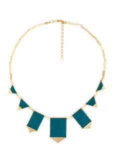 House of Harlow 1960 Classic Station Pyramid Necklace