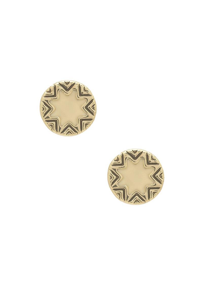 House Of Harlow 1960 Mini Sunburst Earrings