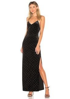 House of Harlow 1960 x REVOLVE Rae Crossback Dress in Black. - size S (also in L,M,XL, XS, XXS)