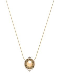 House of Harlow 1960 Scutum Pendent Necklace