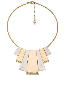 House of Harlow 1960 Scutum Statement Necklace