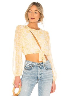 House of Harlow 1960 x REVOLVE Ali Top
