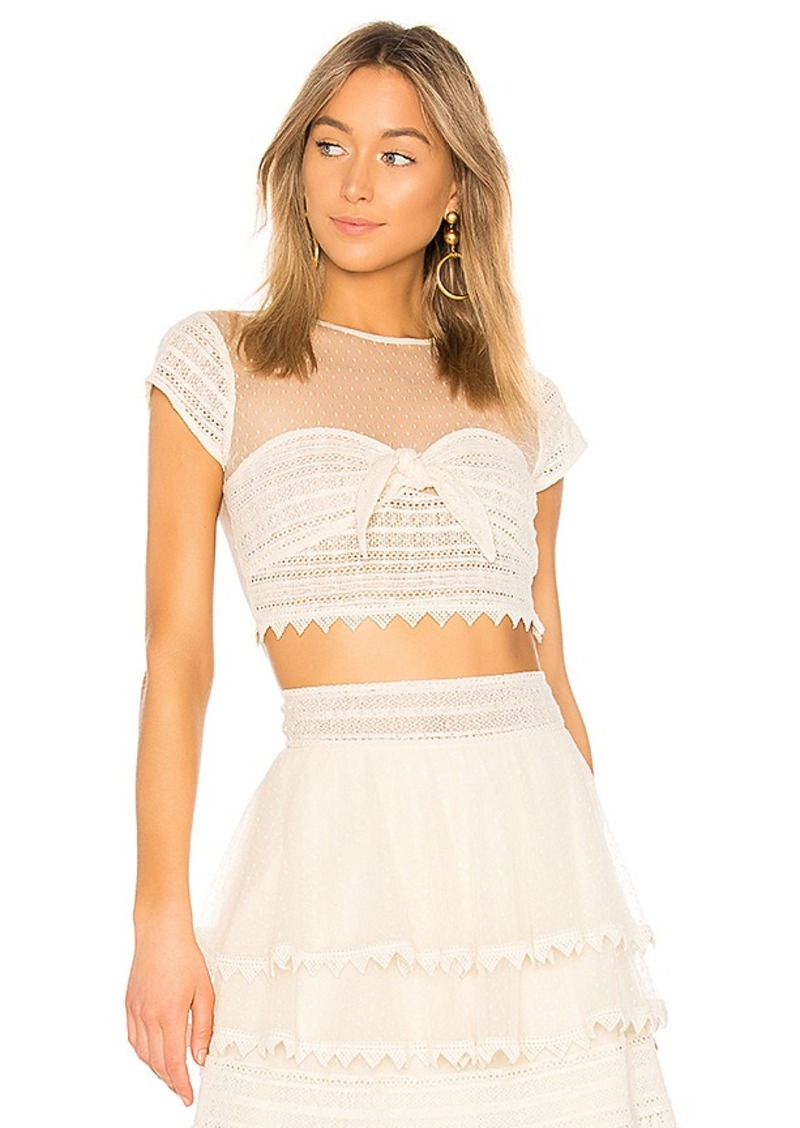 House of Harlow 1960 x REVOLVE Ames Top