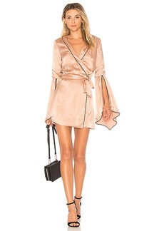 House of Harlow 1960 x REVOLVE Amos Dress in Cream. - size L (also in XXS, XS,S,M)