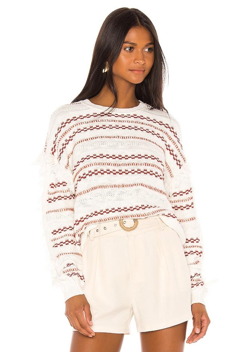 House of Harlow 1960 X REVOLVE Amrita Sweater