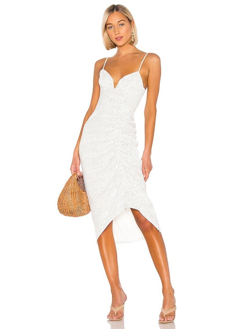 House of Harlow 1960 x REVOLVE Anabella Midi Dress