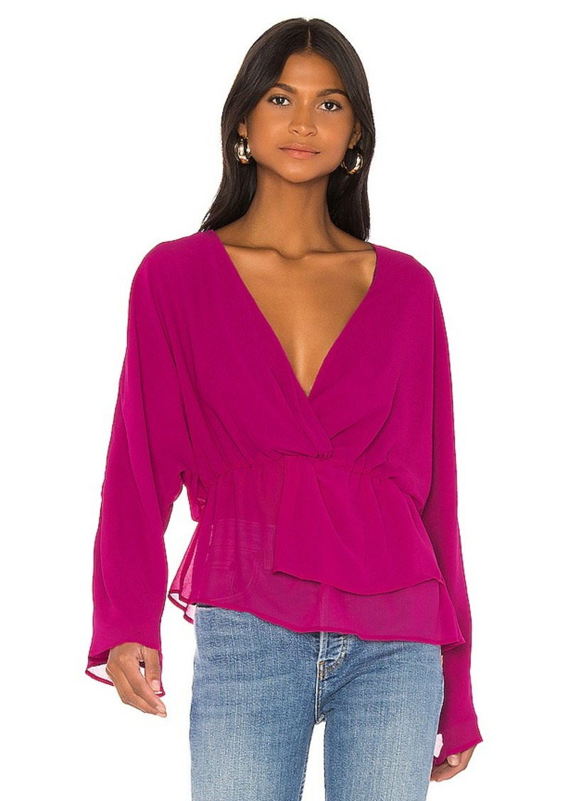 House of Harlow 1960 X REVOLVE Anaya Blouse