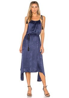House of Harlow 1960 x REVOLVE Billie Midi in Navy. - size L (also in S,XS,M,XL)