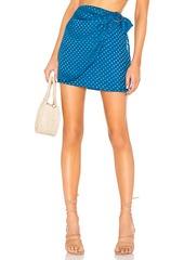 House of Harlow 1960 x REVOLVE Bobbi Silk Skirt