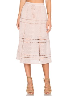 House of Harlow 1960 x REVOLVE Callie Midi Skirt