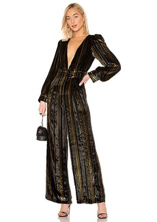 House of Harlow 1960 x REVOLVE Charo Silk Jumpsuit