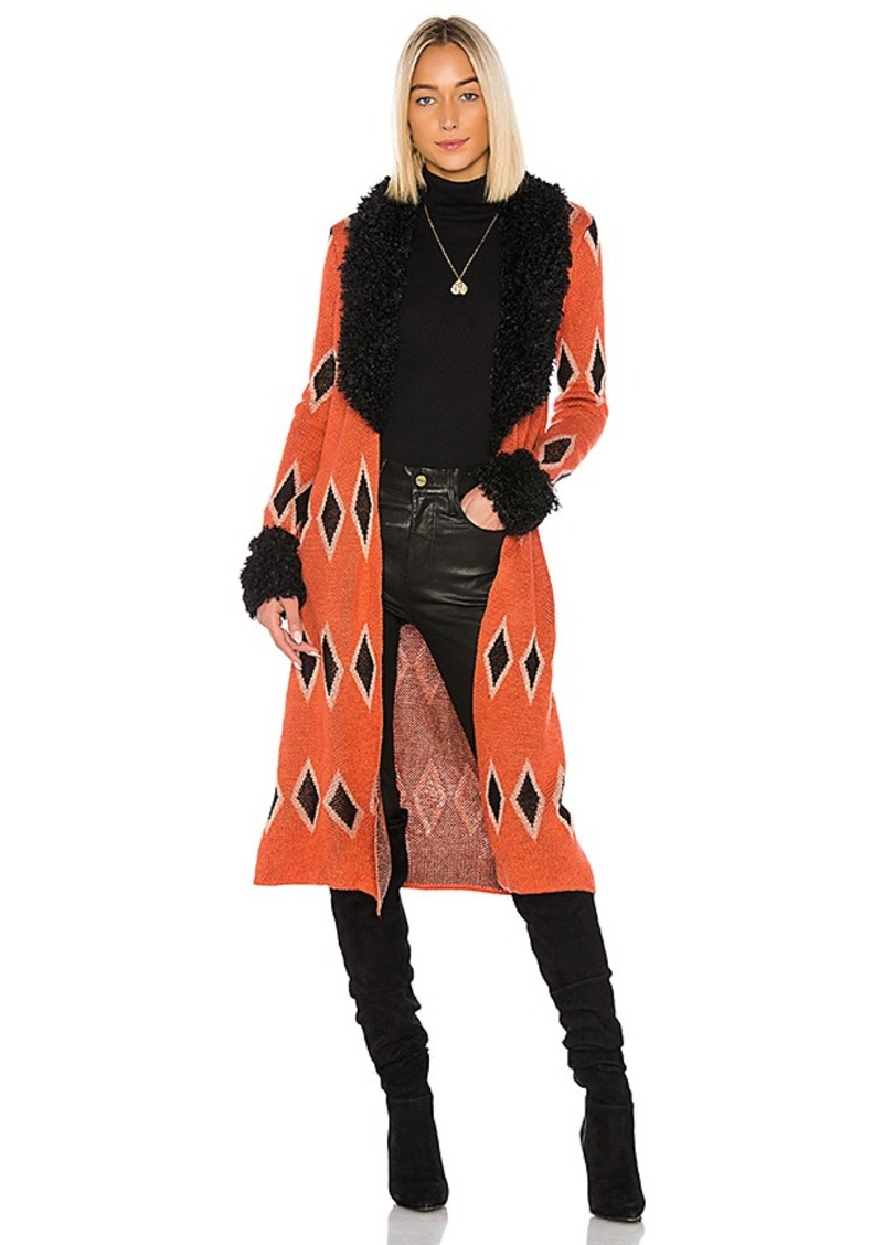 House of Harlow 1960 x REVOLVE Cullen Coat