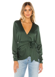 House of Harlow 1960 X REVOLVE Daya Blouse