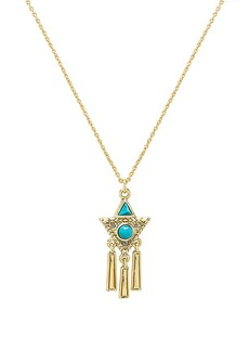 House of Harlow 1960 X REVOLVE Durango Triangle Necklace