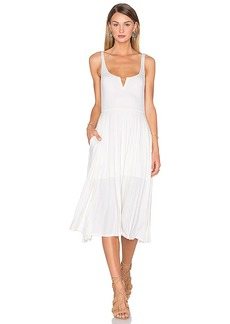 House of Harlow 1960 x REVOLVE Ella Tank Dress in White. - size L (also in M,XL)