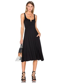 House of Harlow 1960 x REVOLVE Ella Tank Dress in Black. - size L (also in S,XS,M,XL)