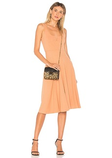 House of Harlow 1960 x REVOLVE Ella Tank Dress in Blush. - size L (also in XXS, XS,S,M,XL)
