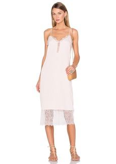 House of Harlow 1960 x REVOLVE Emma Lace Hem Slip Dress