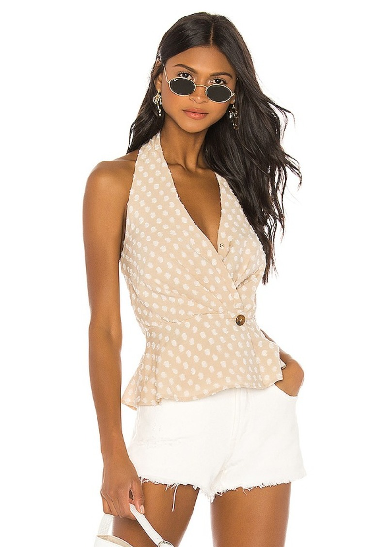 House of Harlow 1960 X REVOLVE Enzo Top