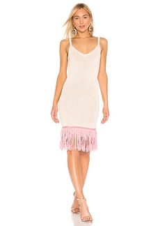 House of Harlow 1960 X REVOLVE Fig Dress