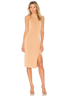 House of Harlow 1960 x REVOLVE Genette Dress in Tan. - size L (also in XXS, XS,S,M,XL)