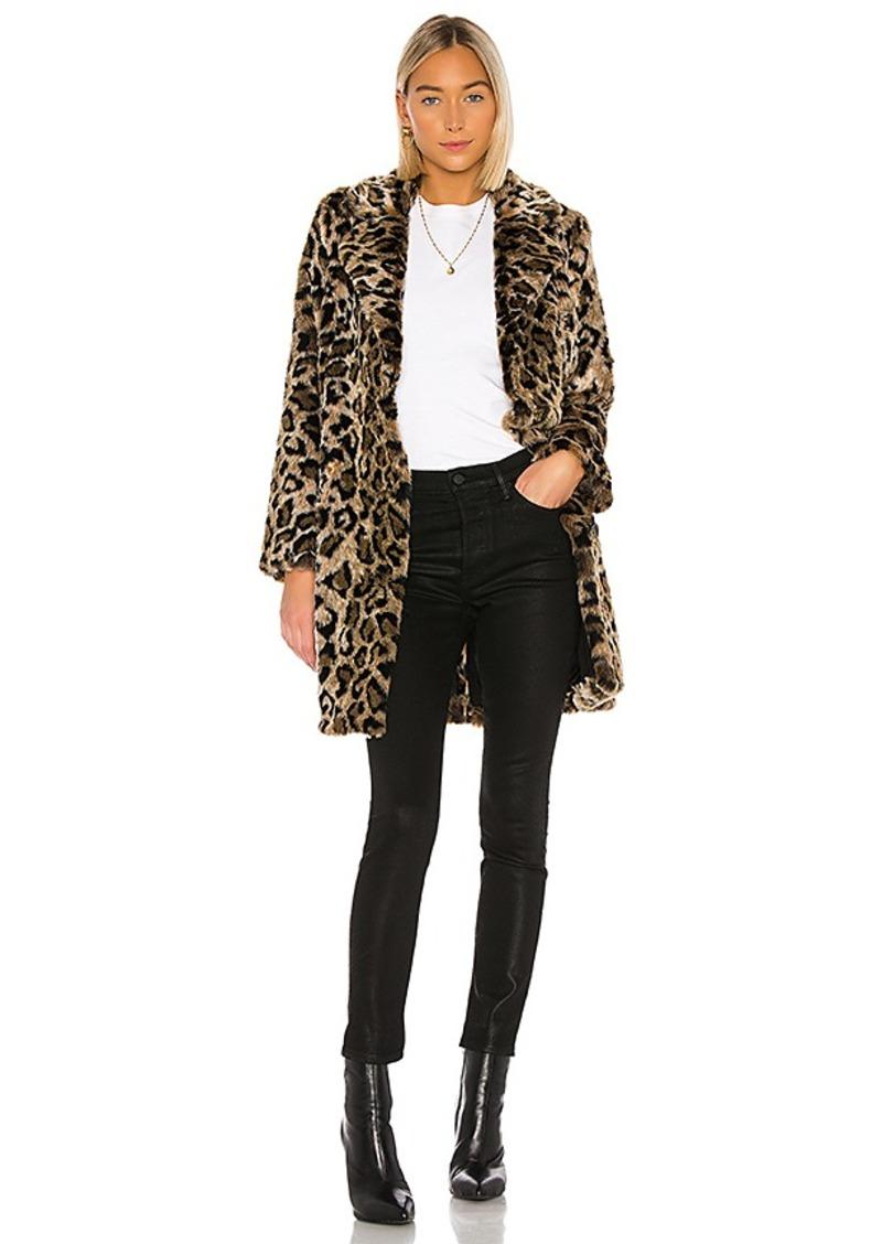 House of Harlow 1960 X REVOLVE Genn Faux Fur Coat