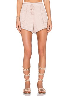 House of Harlow 1960 x REVOLVE Grace Short in Taupe. - size XS (also in M,L)