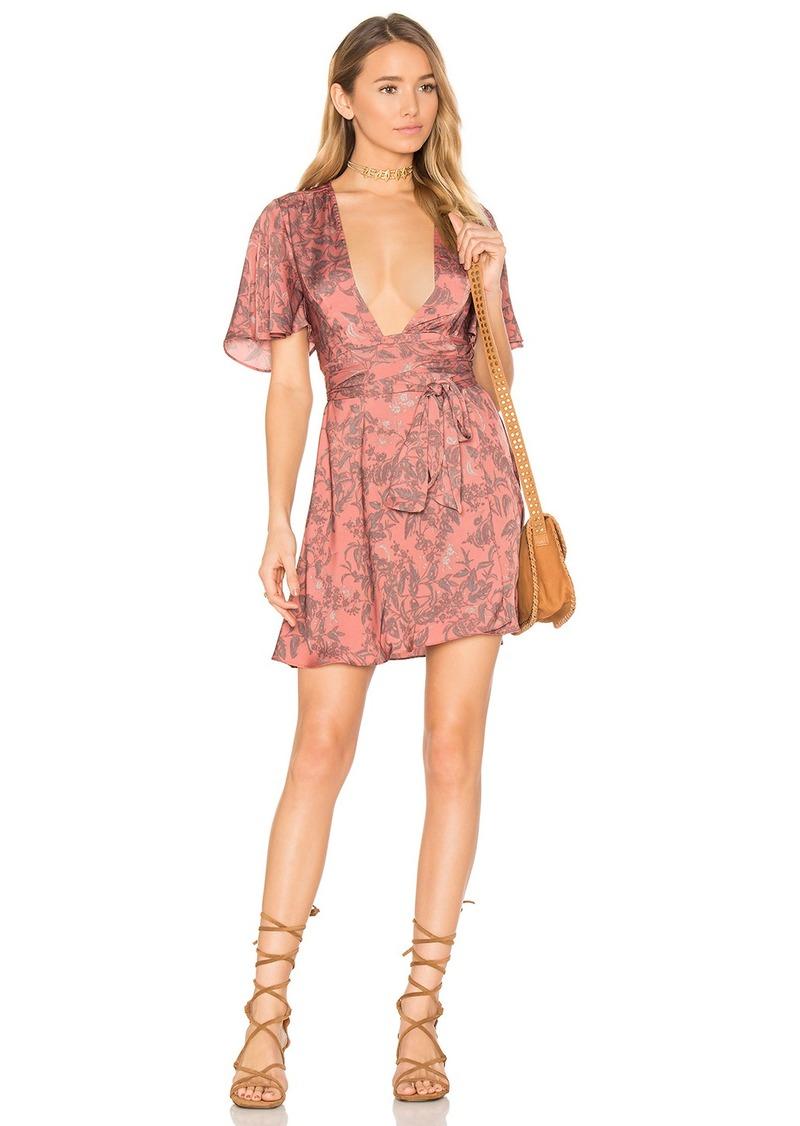 House of Harlow x REVOLVE Harper Wrap Dress