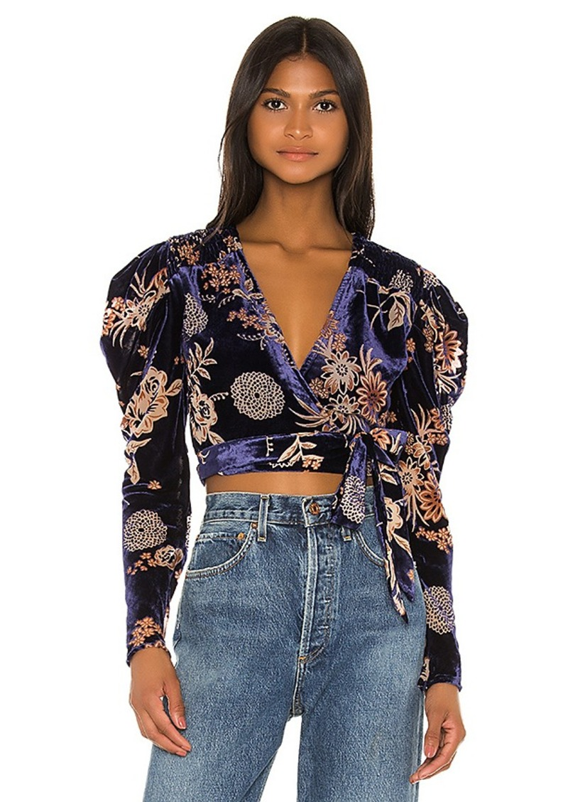 House of Harlow 1960 x REVOLVE Indie Blouse