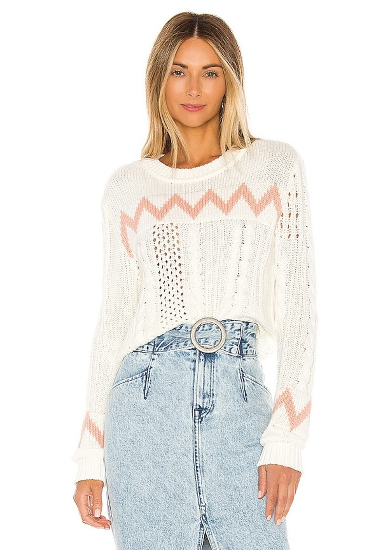 House of Harlow 1960 X REVOLVE Indra Sweater