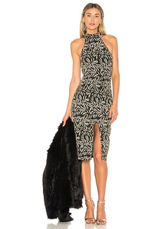 House of Harlow 1960 x REVOLVE Jamie Dress in Black. - size M (also in XXS, XS,S,XL)