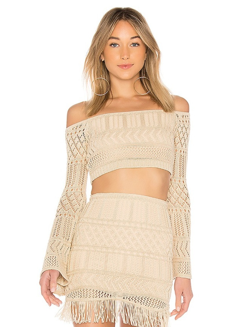 House of Harlow 1960 x REVOLVE Jan Top