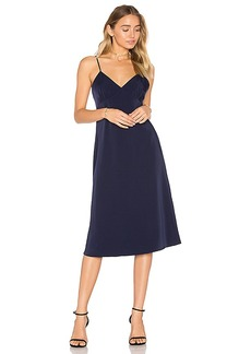House of Harlow 1960 x REVOLVE Jenna Midi in Navy. - size L (also in S,XS,M)