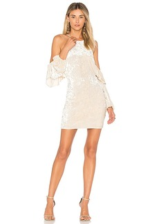 House of Harlow 1960 x REVOLVE Jo Dress in Cream. - size L (also in XXS,M)