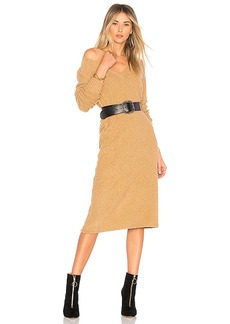 House of Harlow 1960 x REVOLVE Juli Midi in Tan. - size L (also in M,S,XL, XS)