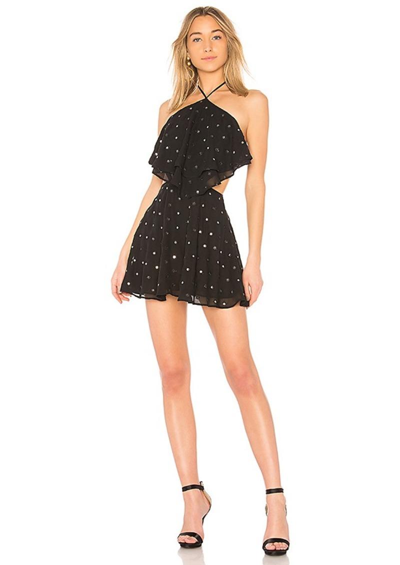 x REVOLVE Tamela Dress in Black. - size XS (also in L,S,XXS) House Of Harlow