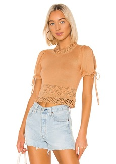 House of Harlow 1960 X REVOLVE Kyra Top