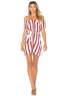House of Harlow 1960 x REVOLVE Lark Dress in Red. - size S (also in L,XL)
