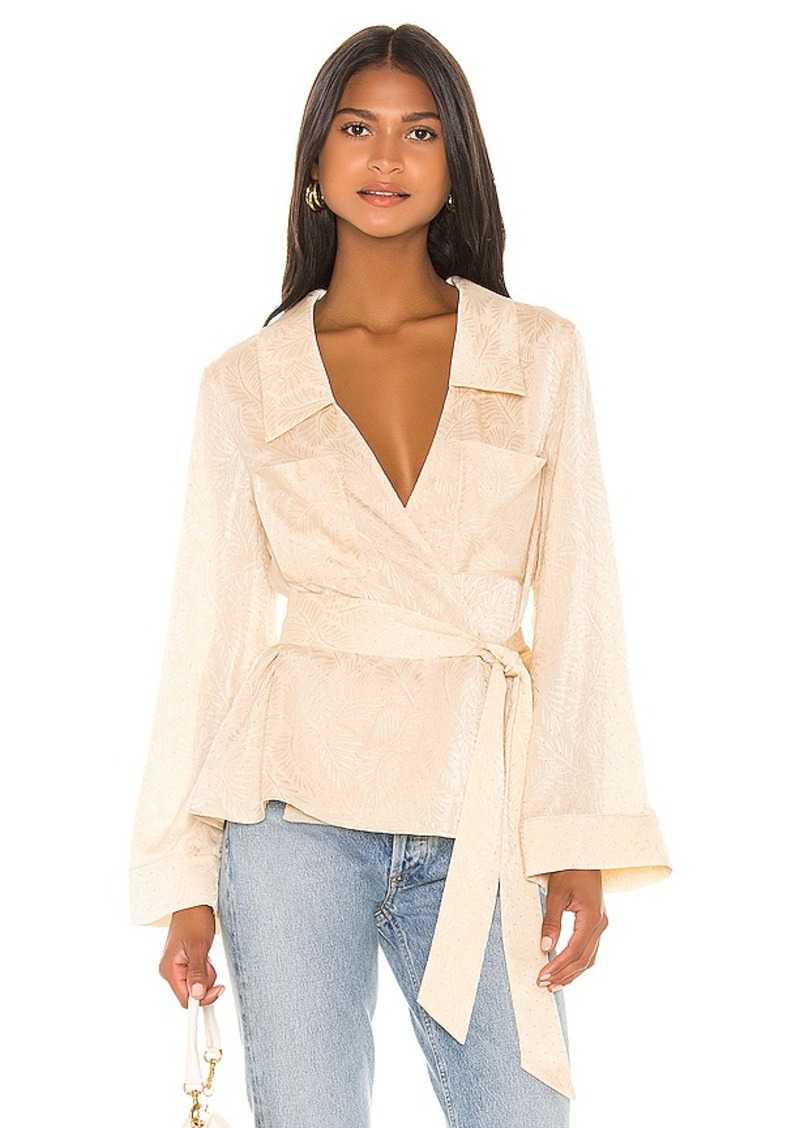 House of Harlow 1960 X REVOLVE Layla Blouse