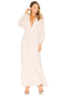 House of Harlow 1960 x REVOLVE Leslie Maxi Dress in Pink. - size S (also in XS,M,L)